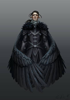Vax and the Raven Queen