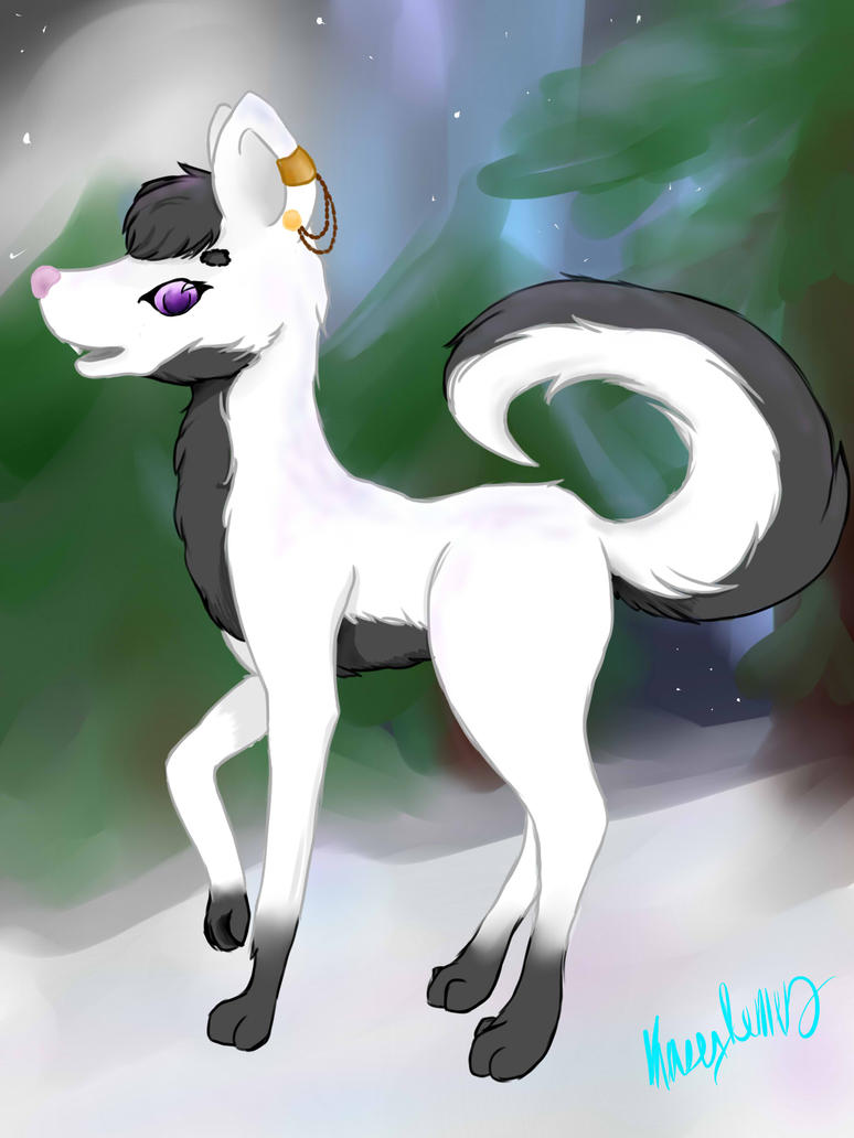 Aria adoptable Open by flamelover1