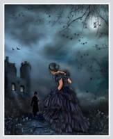 Midnight Rendezvous by DWilsonArtCreations
