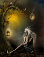Amber by DWilsonArtCreations