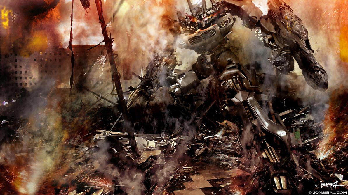 Armageddon by jonsibal