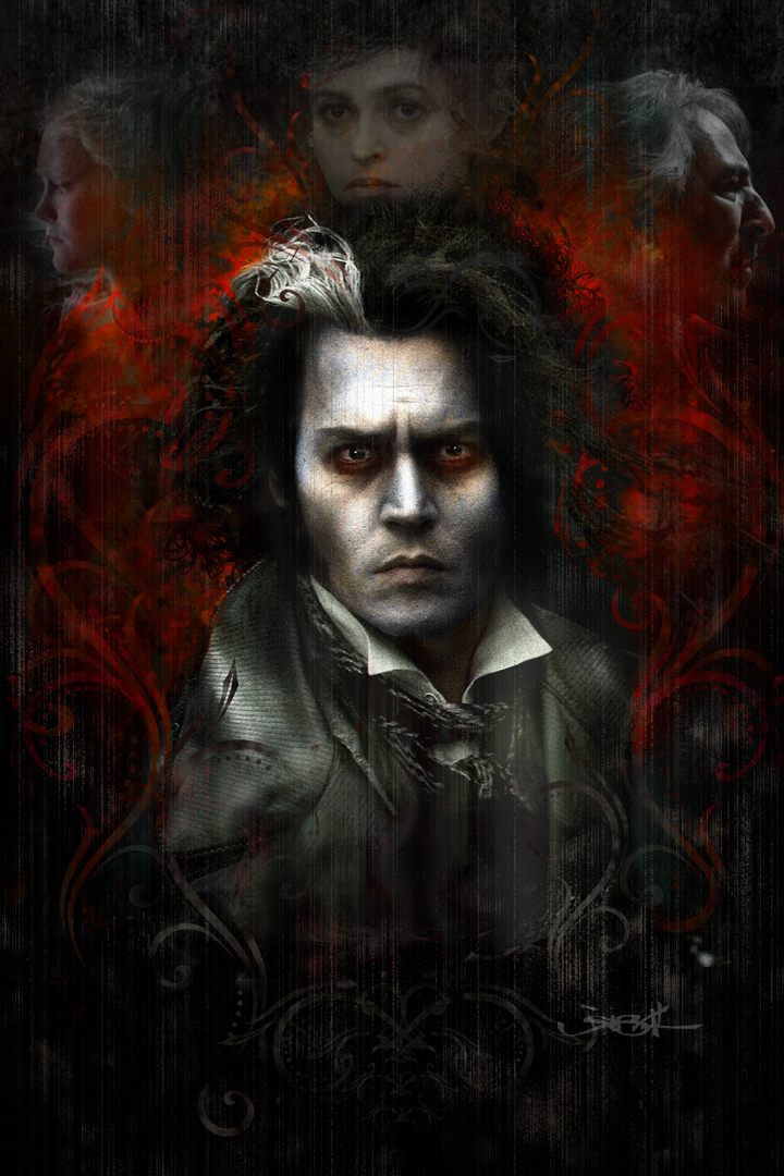 Sweeney Todd Musical Tour