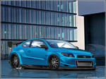 SCION tC Revault front by jonsibal