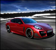 Tuned Panamera by jonsibal