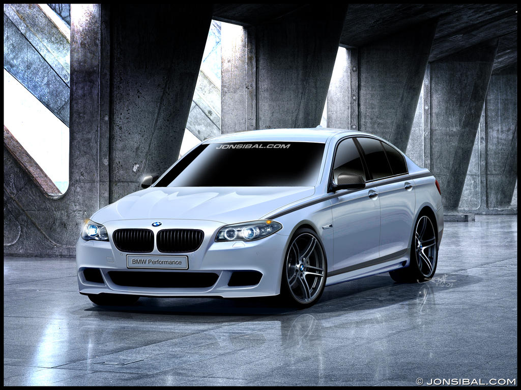 F10 BMW Peformance by jonsibal