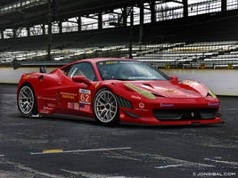 Ferrari 458 GT by jonsibal