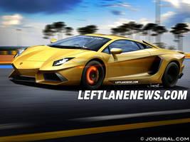 2011 Lamborghini LP700-4 by jonsibal