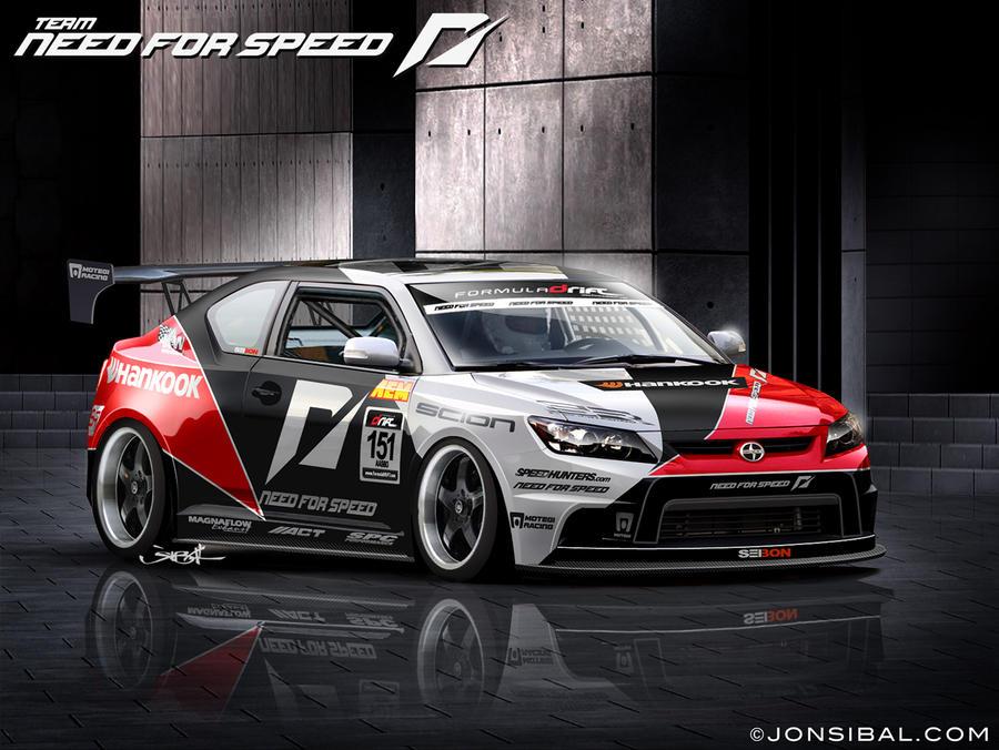 Need For Speed tC by jonsibal