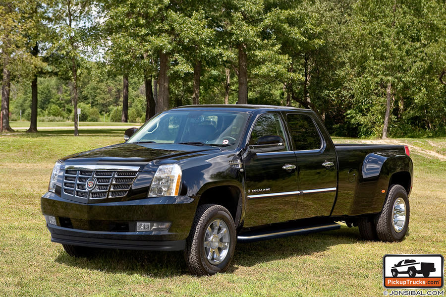 2012 Cadillac Escalade Dually by jonsibal