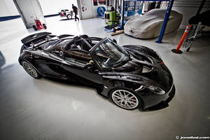 Hennessey Venom GT Spyder by jonsibal