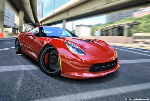 Corvette C7 Concept