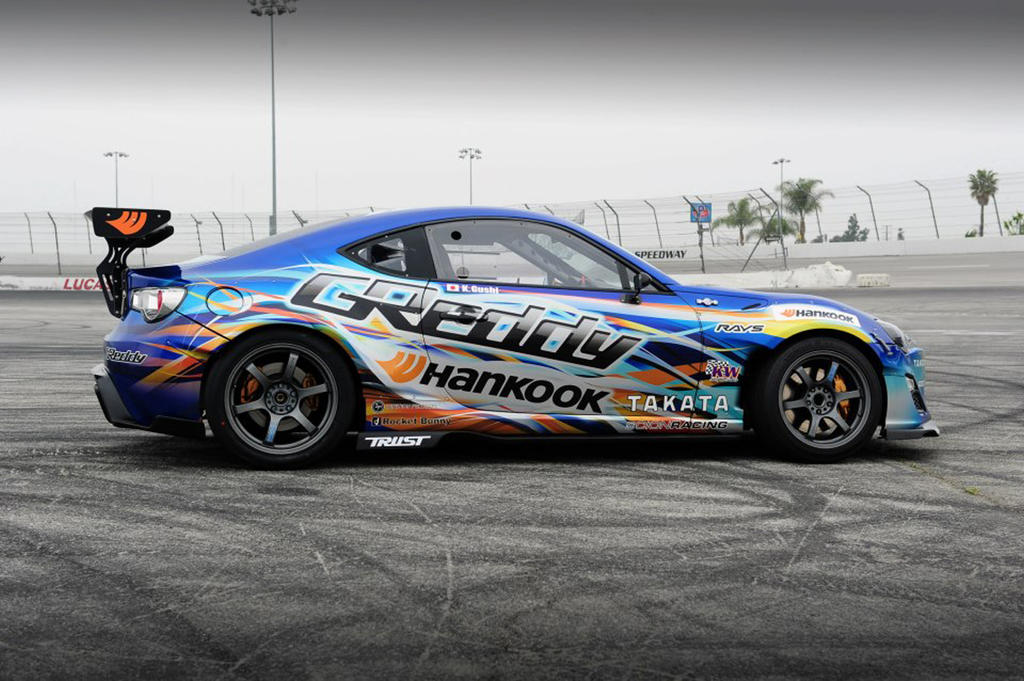 2013 GReddy X Scion Racing FRS Drift car by jonsibal