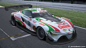 Toyota FT-1 Race Car