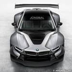 BMW i8 Race Car Concept
