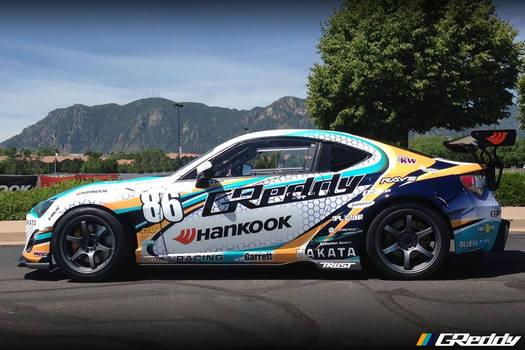 Pikes Peak Racer