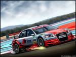Audi DTM RaceCar