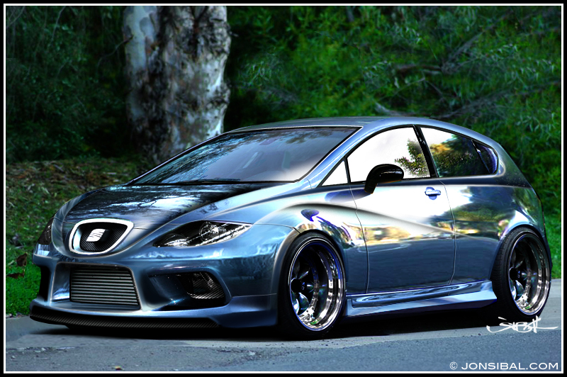 Seat Leon Cupra By Jonsibal On Deviantart
