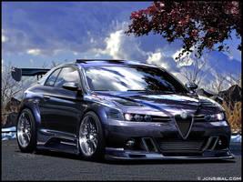 Alfa Romeo Brera by jonsibal