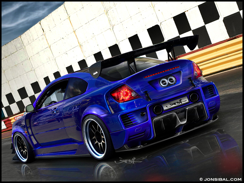 Scion tC-R by jonsibal