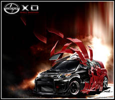 Scion XD - Shell Shocked