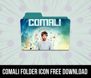 Comali Tamil Movie Folder Icon by AKRB1998
