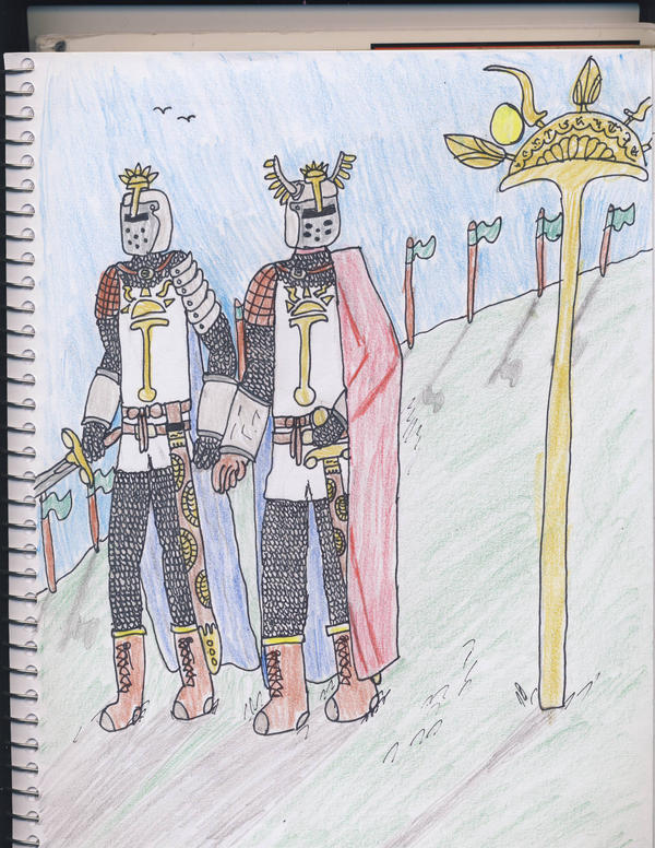 Teltonic Knights by CMBeckerProductions