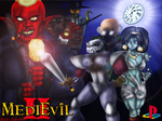 MediEvil 2 Artwork