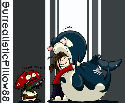 Squeez A Killerwhale ID by SurrealisticPillow88