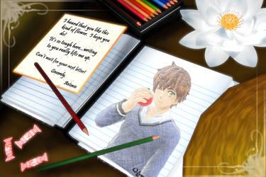 ..:.:: Art ::.:.. by Hebigami-Okami-77