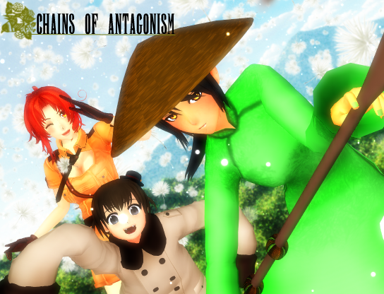 ..:.:: Chains of Antagonism ::.:.. by Hebigami-Okami-77