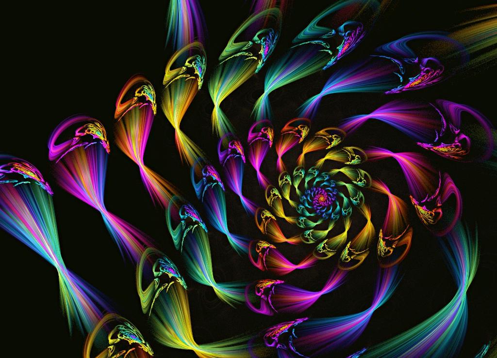 Disco spiral by gravitymoves