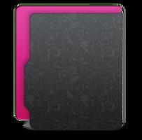 Girly folder by gravitymoves