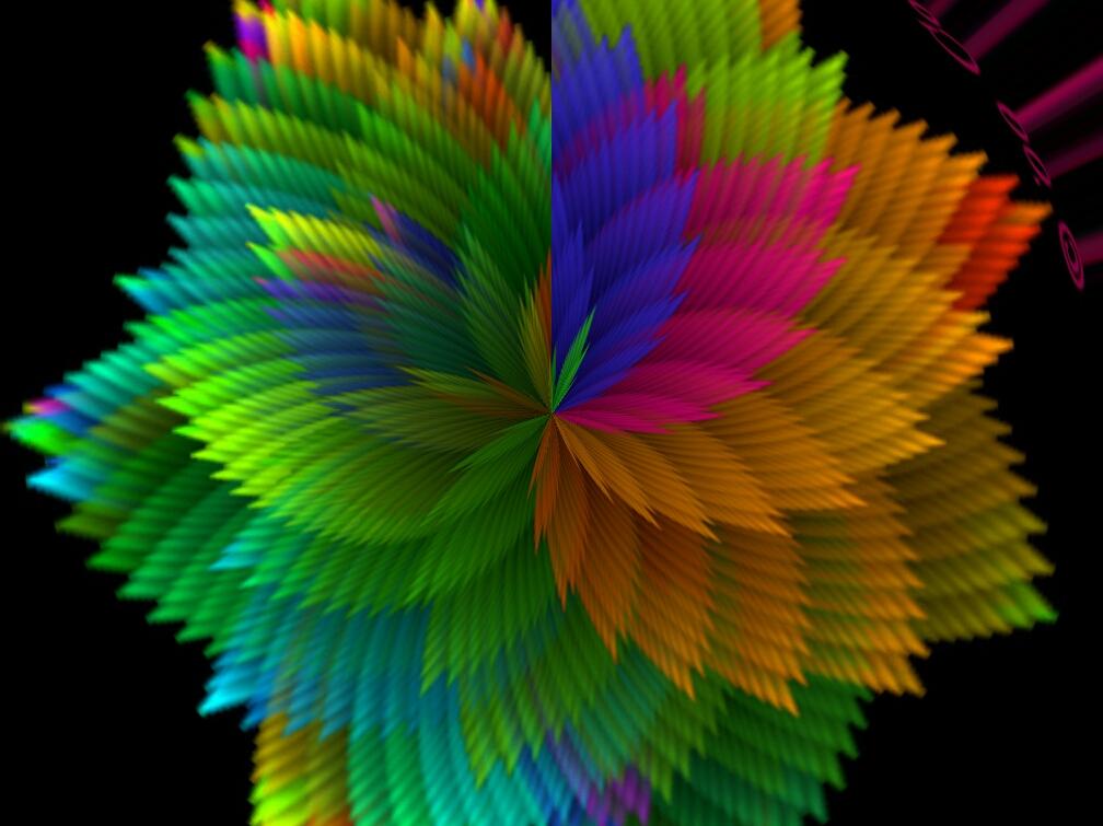 Tiny rainbow fart by gravitymoves