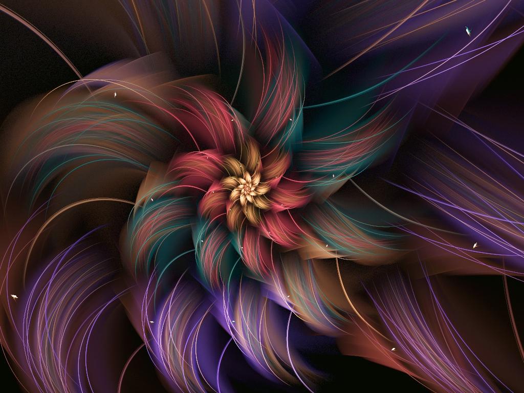 Dark flower by gravitymoves
