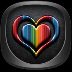 Boss heart icon by gravitymoves
