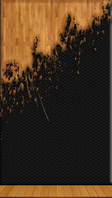 Wood screen lock by gravitymoves