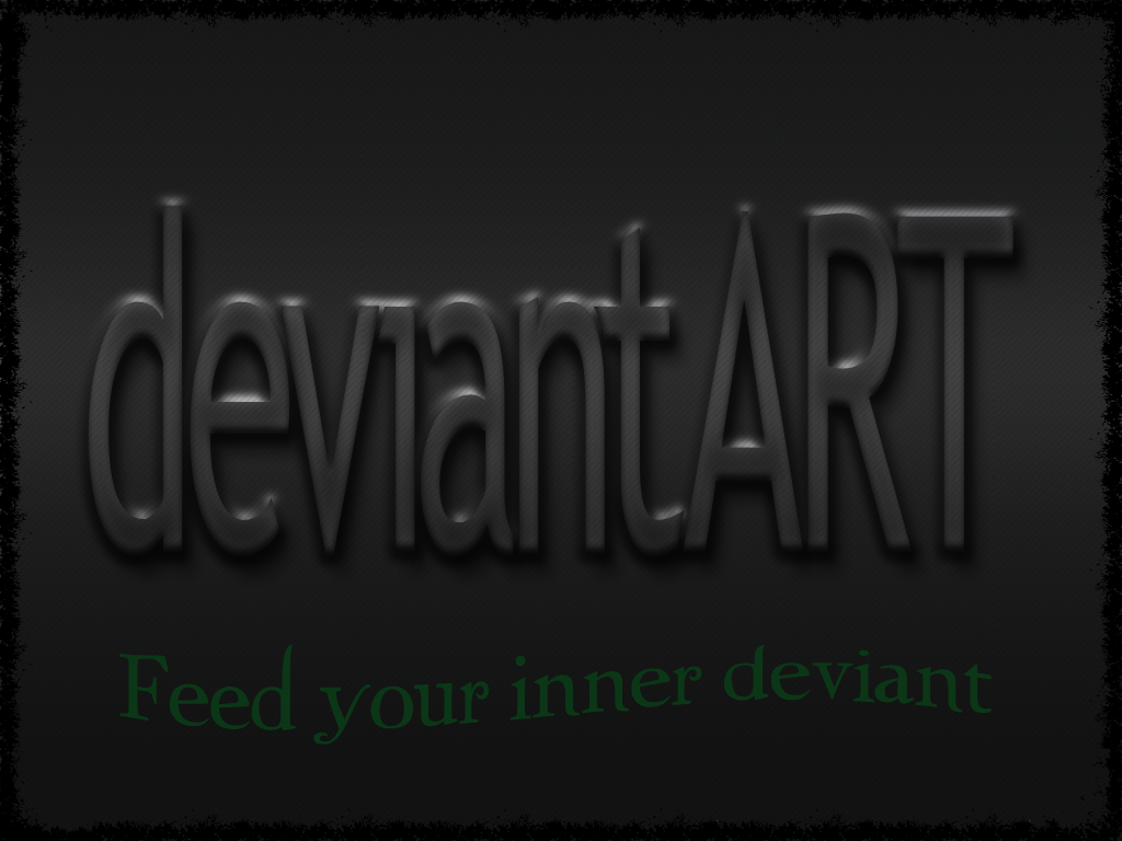 Black deviant by gravitymoves