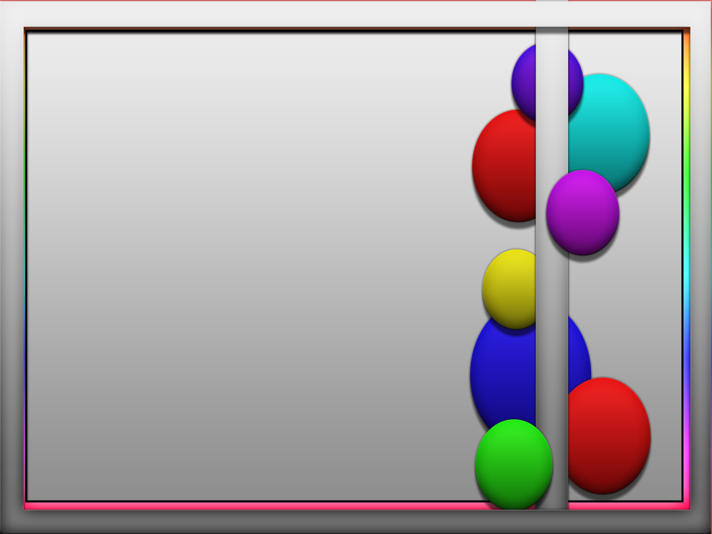 Rainbow Bubbles2 by gravitymoves