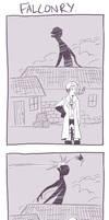 Shingeki No Falconry by GoatSocks