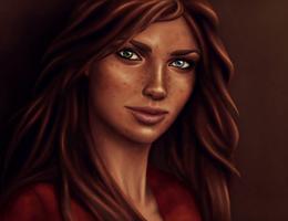 Ellie Langford 2 by bendiwise