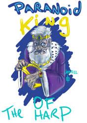 paranoid king