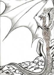 Dragon by CeriseSunset