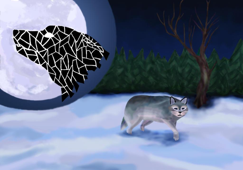Wolf by Bamsemoms