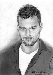 Ricky Martin by mateusornelas