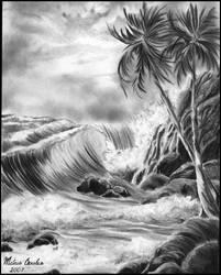 Power Of Ocean by mateusornelas