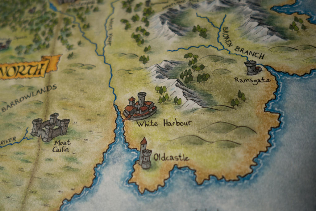 song of ice and fire map with White Harbor Hand Drawn Westeros Map Detail 538131995 on Favorite Maps Top 5 Wednesday moreover WHITE HARBOR Hand Drawn Westeros Map Detail 538131995 likewise 1112781 Match The Map To The Book as well Page 193 furthermore Baelor Targaryen  son of Daeron II.