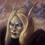Blood Elf Deathknight