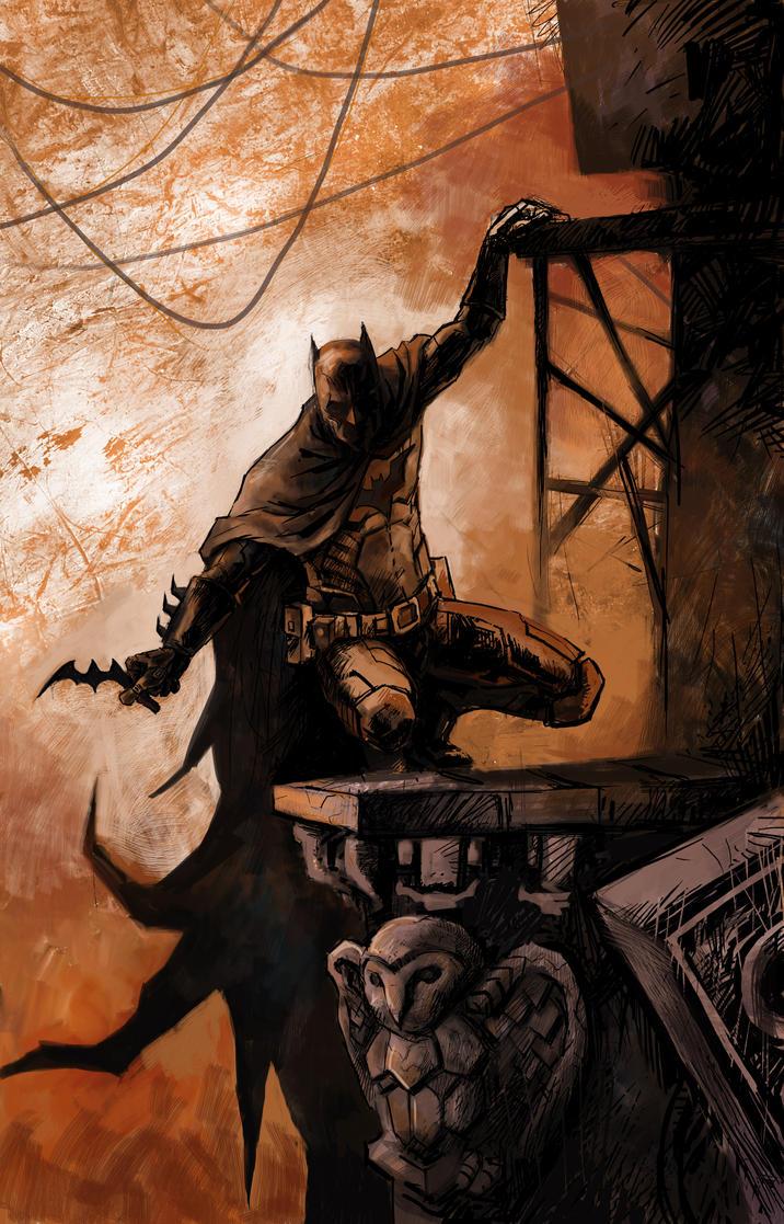 Batman by Hristov13
