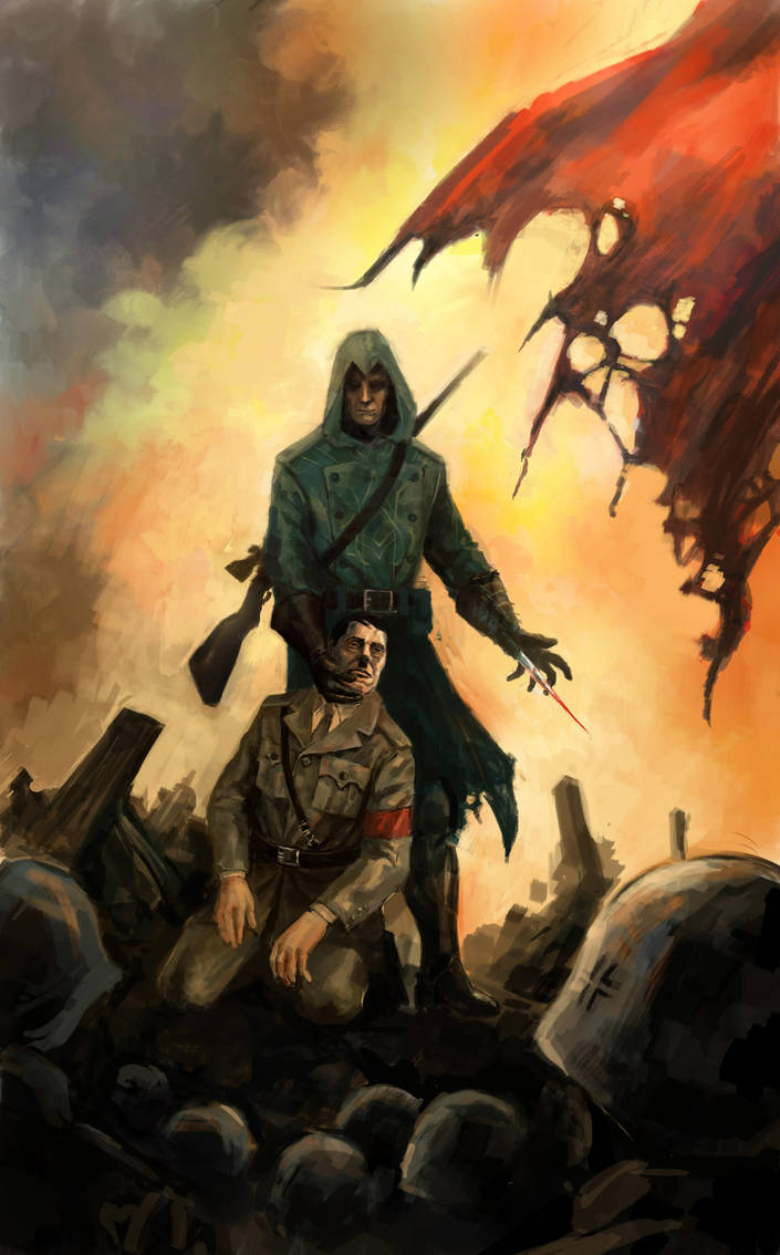 Assassins Creed Wwii By Hristov13 On Deviantart