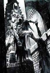 Batman Commission by Hristov13